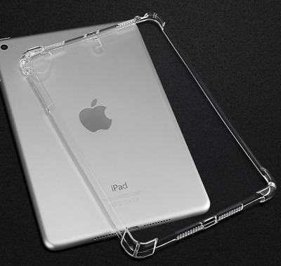 AU9.99 • Buy Transparent Clear Case For IPad Pro 10.5 Inch 2017 Crack Resistance Shock Proof