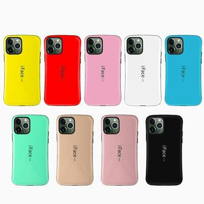 IFace Anti-knock Shockproof Cases Hard PC+Soft TPU Cover For Iphone 12 11 X XS • 4.99£