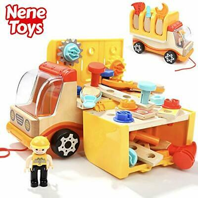 Nene Toys - Kids Educational Set Tools For Toddlers 3, 4, 5, 6 Years Old - STEM • 29.99£