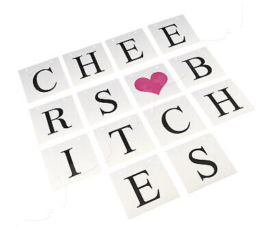 AU14.14 • Buy Cheers Bitches Bachelorette Hens Night Party Bunting Banner Hanging Decor