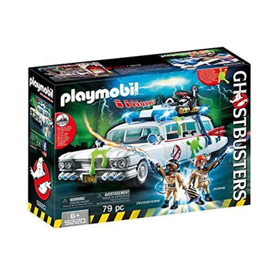 AU93.95 • Buy Playmobil Ghostbusters Ecto-1 Vehicle Playset NEW
