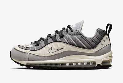 $129.99 • Buy Nike Air Max 98 SE Inside Out Wolf Grey Men's Sneakers