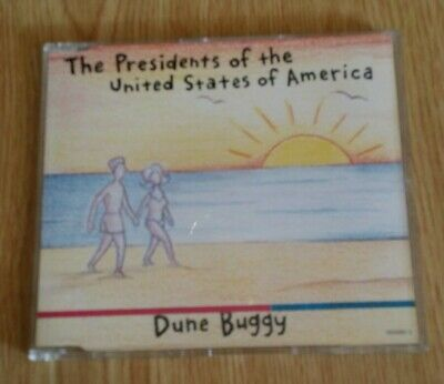 The Presidents Of The United States Of America -  Dune Buggy (CD Single, 1996)  • 1.89£