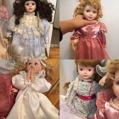 $ CDN33.82 • Buy Porcelain Doll Lot