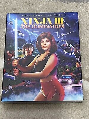 $ CDN63.99 • Buy Ninja 3 - The Domination Blu-ray - OOP With Slipcover - New & Factory Sealed