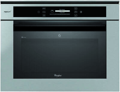BRAND NEW Whirlpool AMW850/IX Built-in 40L Full Combination Microwave/Oven/Grill • 449.99£