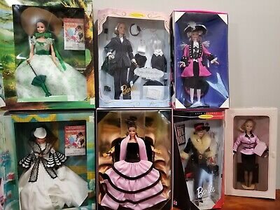 $ CDN190.50 • Buy Lot Of 7 Vintage Barbie Doll Collection
