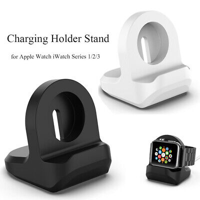 $ CDN11.07 • Buy Bracket Seat Charger Cable Station Dock For Apple Watch IWatch Series 1/2/3/4