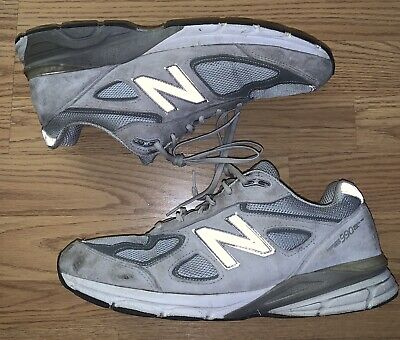 $94.99 • Buy NEW BALANCE 990v4 Grey Size 11D Men's Running Shoe. MADE IN THE USA❗️
