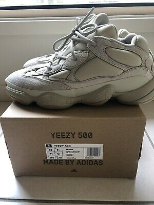 AU350 • Buy Adidas Yeezy 500 Stone Size US10 FW4839 Kanye West Men Yellow