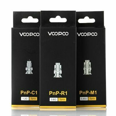 VOOPOO PnP Drag X / Drag S Replacement XL Pod Tank | 2 Coils Included 0.15Ω 0.3Ω • 11.95£