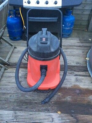 NUMATIC NVDQ900-2 TWIN MOTOR Industrial Commercial Vacuum Cleaner Hoover 110V • 145£