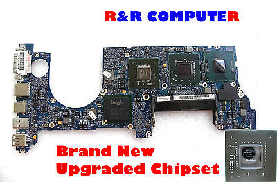 $189 • Buy Apple Macbook Pro A1260 820-2249-A Logic Board  2.5Ghz T9300 ! 2013 NEW CHIPSET!