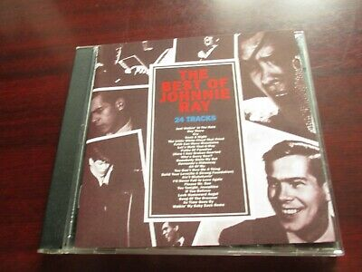 Johnnie Ray The Best Of CD • 1.50£