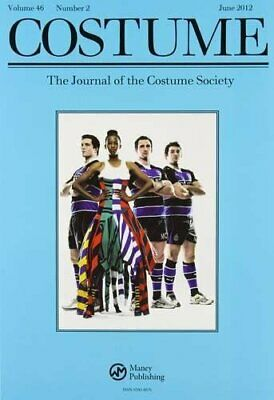 Costume: A Volume For The London Olympics, Paperback,  By John Hughson • 35.46£