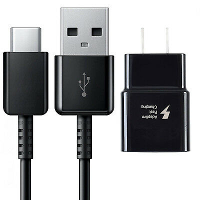 $ CDN9.73 • Buy Samsung Galaxy Note 9 8 Lightning Adaptive Fast Rapid Home Wall Charger + Cable