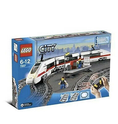 LEGO CITY 7897. *TRAIN BOX ONLY NO LEGO INCLUDED AND COMES FLAT*. Brand New • 29.99£
