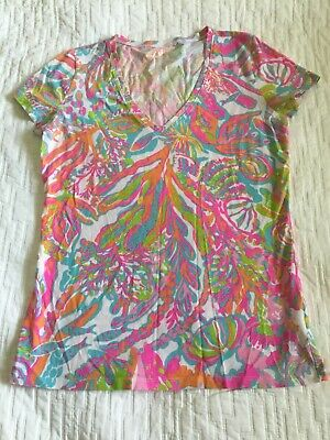$19.99 • Buy Lilly Pulitzer Blouse Small