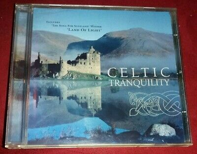 Celtic Tranquility CD - Free Postage • 1.99£