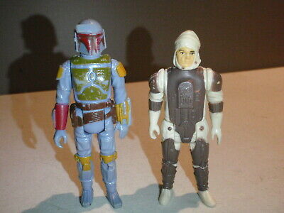 $ CDN49.99 • Buy Vintage Star Wars Boba Fett & Dengar Action Figure 1979 Kenner