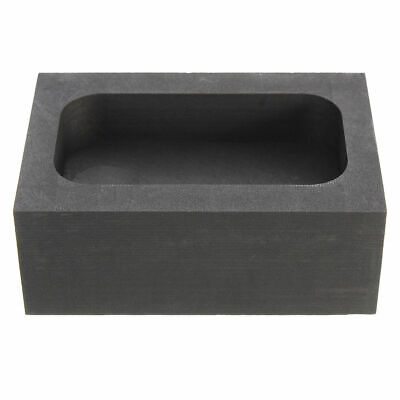 Purity Graphite Casting Melting Ingot Mold 5OZ For Gold & Silver Prod Refining  • 5.18£