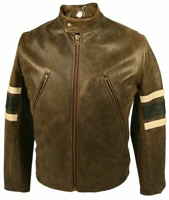 X-Men 3 Wolverine Style Leather Jacket As Worn By Hugh Jackman  • 189£