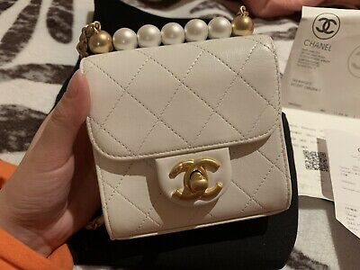 AU3500 • Buy Chanel Mini Pearl Bag