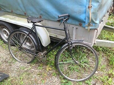 Vintage Raliegh Bicycle, Ex Police Bike,ex Police Bicycle,vintage Police Bicycle • 100£