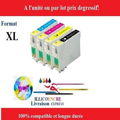 £7.44 • Buy Compatible Ink Cartridges For Epson XP-332-335-342-345-352 Expression Home
