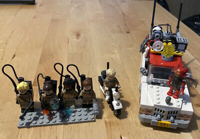 Lego ECTO1 Ghostbusters 75828 Ready Made With No Institutions • 20£