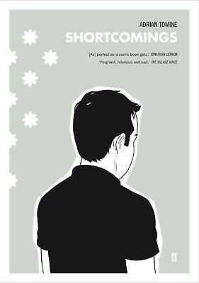 Shortcomings By Adrian Tomine (Paperback, 2008) • 7.30£