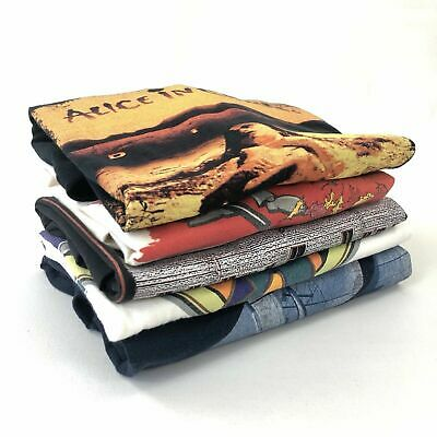 $ CDN97.76 • Buy Vintage T-Shirt Lot Of 5 Mystery 80s 90s Bundle Single Stitch Wholesale VTG Tees