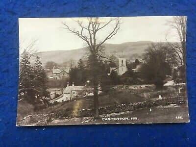 £4.39 • Buy  Casterton, Near Kirkby Lonsdale: General View - Nice Real Photo Postcard!