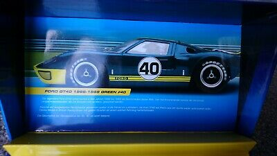 Scalextric Ford GT40 C2942A Ltd Edition Brand New In Box (like Le Mans) • 39.99£