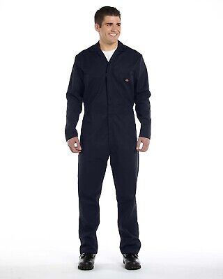 $50.03 • Buy Dickies Men's 7.5 Oz. Coverall 65% Polyester 35% Cotton Twill 48611 31R-35XT