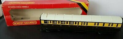 Hornby Great Western / GWR 57 Foot Coaches, R430 Brake. 00 Gauge Scale. • 13£