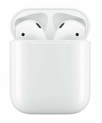 AU202.37 • Buy BRAND NEW Apple AirPods (2nd Gen) With Charging Case (MV7N2ZA/A)