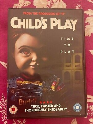 Child's Play - Dvd Film 2019 (region 2) Played Once (free P&p To Uk Addresses) • 6.99£