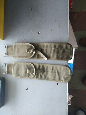 $28 • Buy Original M1 Garand Case Cleaning Rod-Pouch-WW2 MILITARY (2)