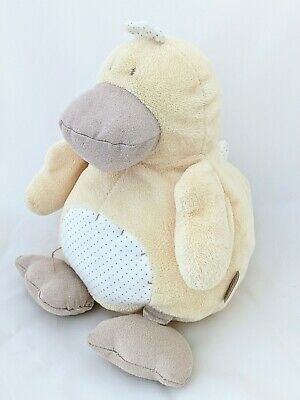 Dotty Duck Mamas And & Papas Soft Toy Plush Cuddly Baby Teddy   • 8.55£