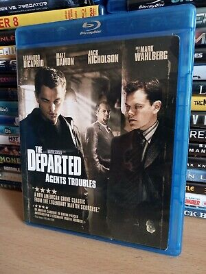 £6.99 • Buy The Departed Blu Ray Canadian Import Region ABC