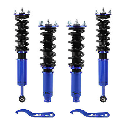 $256 • Buy Coilovers Kits Fit Honda Accord 1998-2002 Acura CL Shock Absorber Coil Struts