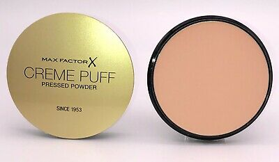 Max Factor Creme Puff Compact Pressed Face Powder ~ Choose Your Shade • 5.98£