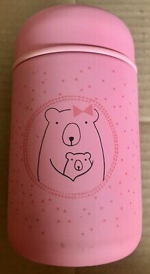 £16.99 • Buy Suavinex Baby Pink Food Flask - 350ml Size - New And Unused - FREE DELIVERY!!