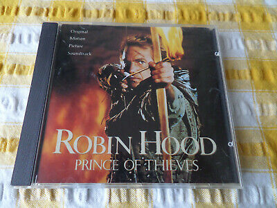 Robin Hood   Prince Of Thieves   Original Motion Picture Soundtrack  L991 • 5£
