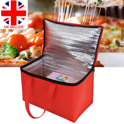 15'' Pizza Food Delivery Bag Insulated Thermal Storage Holder Outdoor Picnic CBC • 6.49£