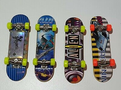 X Stuntz Finger Skateboards X4 - Custom Skateboard - Childrens Toy • 12.49£