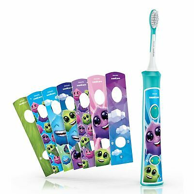 AU124.35 • Buy Philips Sonicare Electric Sound Toothbrush For Kids With Bluetooth