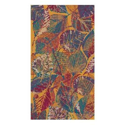 Powder Scarf Abstract Leaf Print (multicoloured) BNWT And Gift Bag • 8.50£