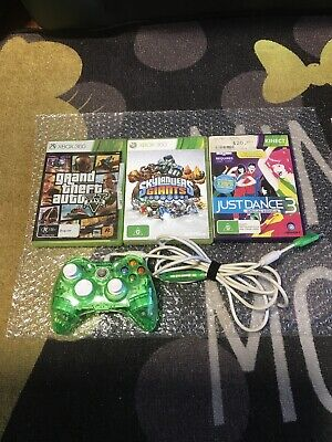 AU7 • Buy Xbox 360 Games And Controller